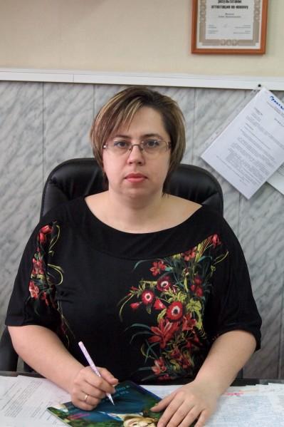 Мулина Е.В.